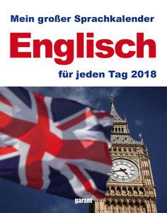 Abreißkalender Englisch 2018