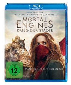 Mortal Engines, Blu-ray