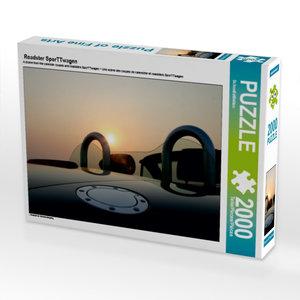 Roadster SporTTwagen 2000 Teile Puzzle quer