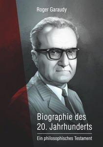 Roger Garaudy - Biographie des 20. Jahrhunderts