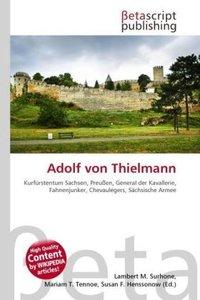 Adolf von Thielmann