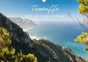 Teneriffa - Insel des ewigen Frühlings (Wandkalender 2019 DIN A3