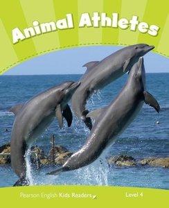 Penguin Kids CLIL Level 4. Animal Athletes