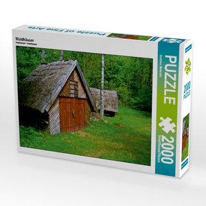 Waldhäuser 2000 Teile Puzzle quer