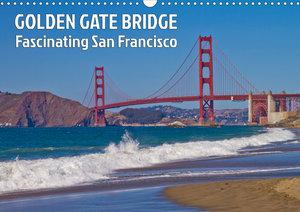 GOLDEN GATE BRIDGE Fascinating San Francisco