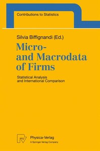 Micro- and Macrodata of Firms