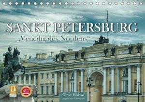 """Sankt Petersburg - \""""Venedig des Nordens\"""""""