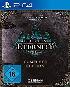 Pillars of Eternity - Complete, PS4-Blu-Ray-Disc