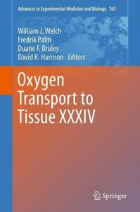 Oxygen Transport to Tissue XXXIV