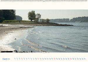 Am Rhein - Urdenbacher Kämpe (Wandkalender 2019 DIN A2 quer)