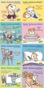 Pixi-Bundle 8er Serie 214: Bobo Siebenschläfer