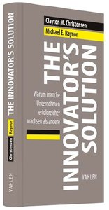 The Innovator\'s Solution