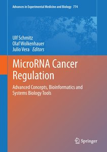 MicroRNA Cancer Regulation