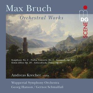 Violinkonzert 3/Sinfonie 2/Schwed.Tänze/+