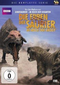 Die Erben der Saurier: Im Reich der Urzeit - Die komplette Serie