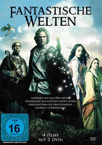 Fantastische Welten (DVD)