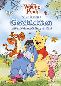 Disney Winnie Puuh: Die schönsten Geschichten aus dem Hundert-Mo