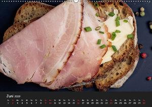 Küche (Wandkalender 2019 DIN A2 quer)