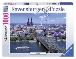 Köln. Puzzle 1000 Teile