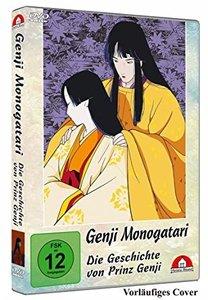 Genji Monogatari - Die Geschichte von Prinz Genji - DVD
