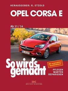 Opel Corsa E (2015-2018)