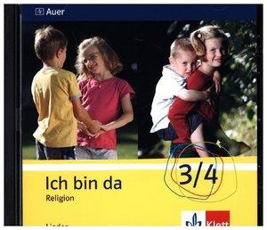 Ich bin da - Religion. Ausgabe für Nordrhein-Westfalen, Hessen,