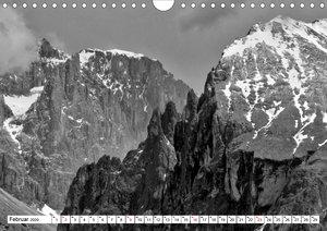 Steinerne Landschaften in Südtirol (Wandkalender 2020 DIN A4 que