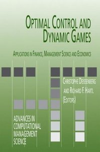 Optimal Control and Dynamic Games