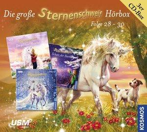 Die große Sternenschweif Hörbox Folgen 28-30 (3 Audio CDs), 3 Au
