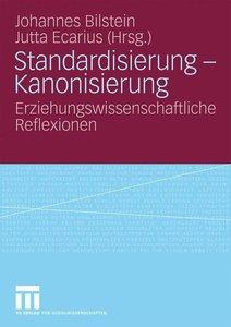 Standardisierung - Kanonisierung