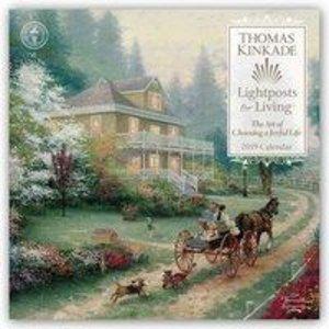 Thomas Kinkade: Lightposts for Living 2019
