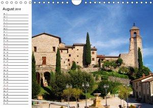 Franziskusweg - Camino di Assisi