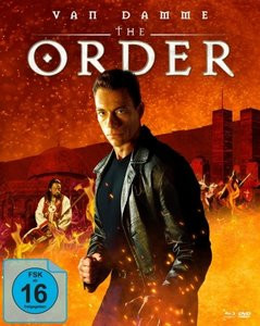 The Order (Cover A), 1 Blu-ray + 2 DVDs (Mediabook)