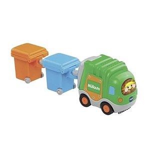 Vtech 80-187764 Tut Tut Baby Flitzer - Müllauto & 2 Müll