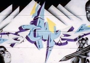 Graffiiti - Kunst aus der Dose I (Tischaufsteller DIN A5 quer)