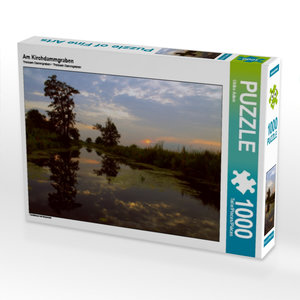 Am Kirchdammgraben 1000 Teile Puzzle quer