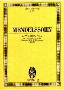 Konzert Nr. 2 d-Moll