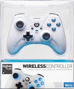 WIRELESS CONTROLLER, Joypad, Wii U-Controller, kabellos, weiss