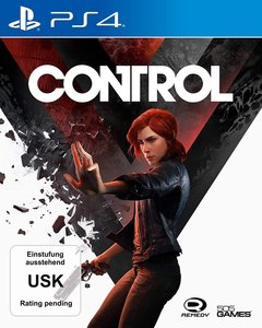 Control (PlayStation PS4)
