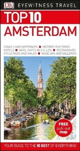 Eyewitness Top 10 Travel Guide: Amsterdam