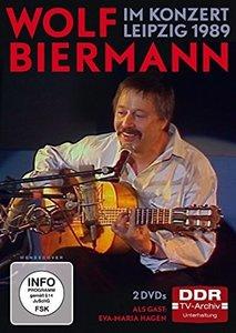 Im Konzert In Leipzig 1989
