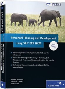 Haßmann, R: Personnel Planning and Development Using SAP ERP