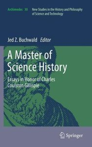 A Master of Science History