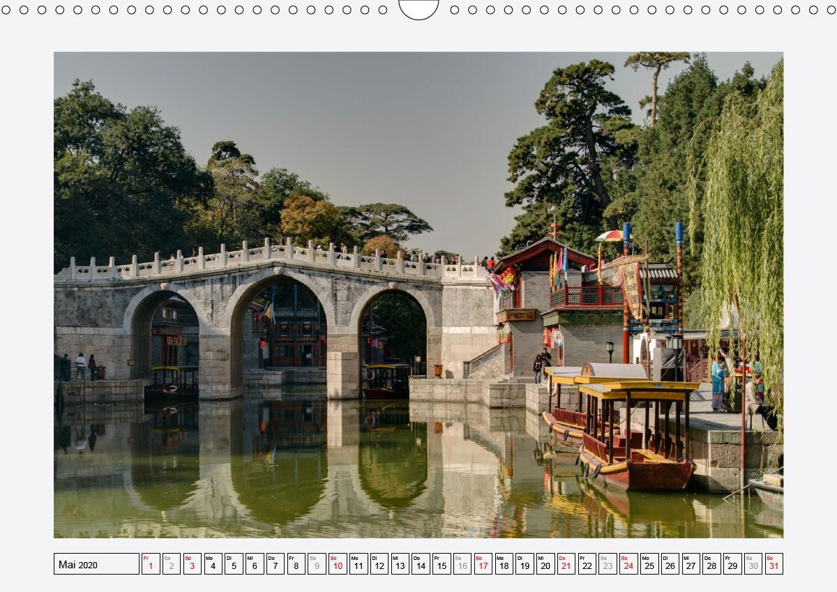 Historisches Peking - zum Schließen ins Bild klicken
