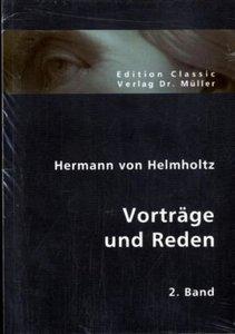 Vorträge und Reden. Bd.2