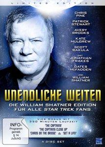 Unendliche Weiten - Die William Shatner Edition für alle Star Tr