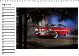 John Carpenter\'s Christine (Wandkalender 2019 DIN A3 quer)
