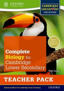Complete Biology for Cambridge Secondary 1 Teacher Pack