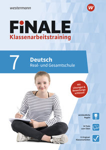 FiNALE Klassenarbeitstraining. Deutsch 7