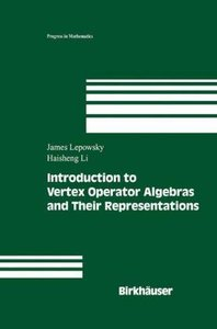 Introduction to Vertex Operator Algebras and Their Representatio